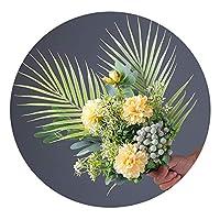 人工的なハジア、手作りのブーケ、室内装飾、パークパーティーの装飾に使用されます。,H