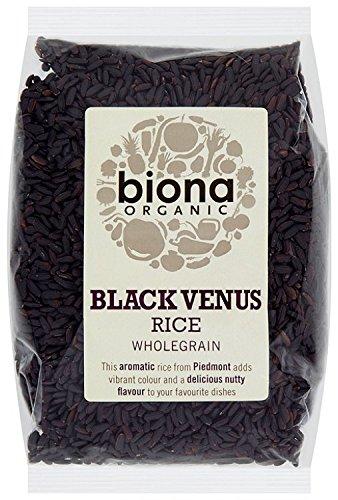Biona Organischen Black Venus Reis, 500 g
