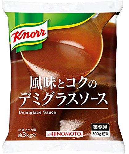 クノール 風味とコクのデミグラスソース 500g