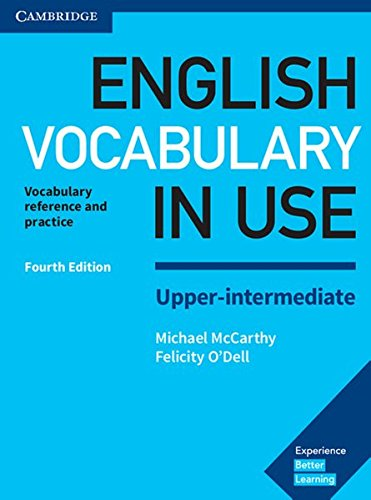 English Vocabulary in Use. Upper-intermediate. 4th Edition. Book with answers