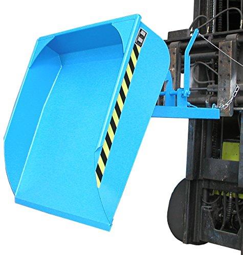 Schaufel Schaufeln BSI 50 lackiert RAL5012 Lichtblau Stapler Anbaugerät
