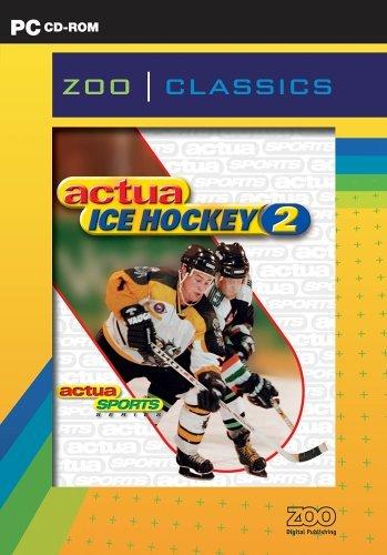 Actua Eishockey (PC CD) von U Wish Spiele