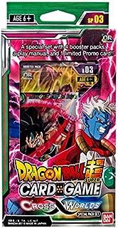 Dragon Ball Z Super Cross Worlds Series 3 TCG Special Pack