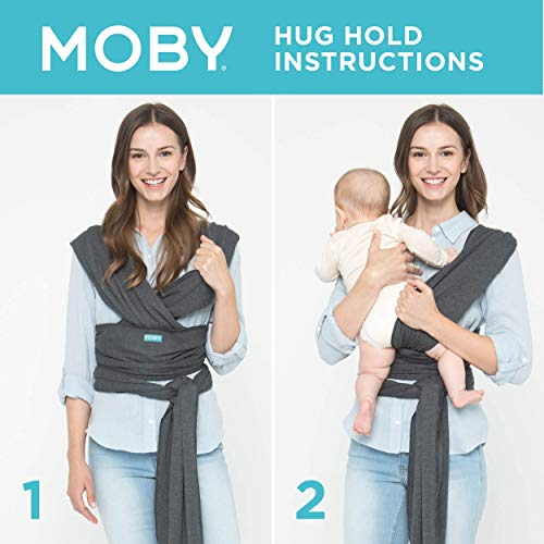 Moby Wrap MCBOX002 Babytragetuch - 6