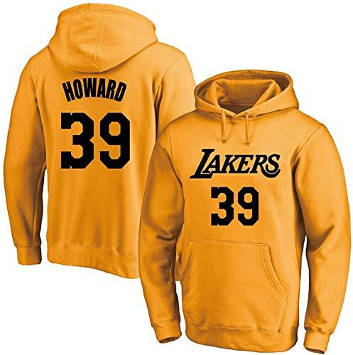 Sudadera con capucha de la NBA para jóvenes, Dwight Howard 39# con capucha de baloncesto de manga larga, unisex, el mejor regalo de cumpleaños S-3XL, unisex (color: D, talla: M)