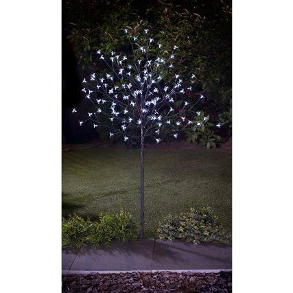 Good Looking LED Solar Blossom Tree 4ft