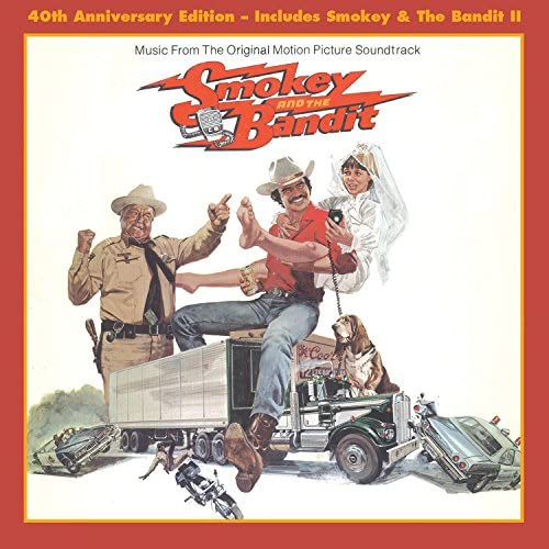 Smokey The Bandit Soundtrack I And II 40Th Anniversary Release product image