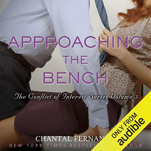 Approaching the Bench audiobook cover art