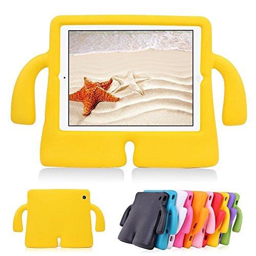 Y&M (TM) hoes voor iPad 5 6 Pro, voor kinderen, valbeveiliging, schokbestendig, iPad-hoes, veiligheid, bescherming, tablets, PC beschermhoes voor iPad 5/6/Air/Air2/iPad 2017/Pro 24,6 cm