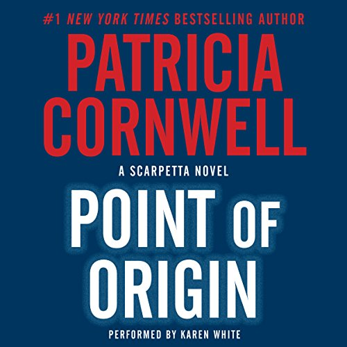 Point of Origin Audiobook By Patricia Cornwell cover art