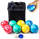 Rally And Roar Rubber Bocce Set