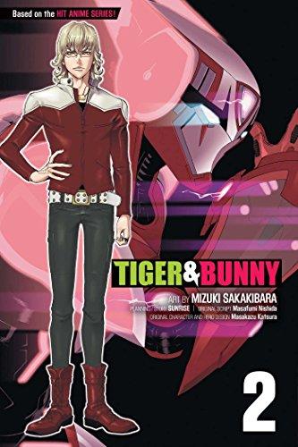 TIGER & BUNNY GN VOL 02 (C: 1-0-1) (Tiger and Bunny, Band 2)