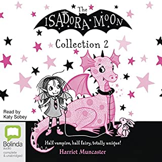 Isadora Moon Collection 2 cover art
