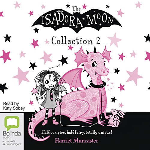 Isadora Moon Collection 2 audiobook cover art