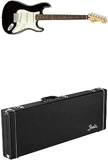 Fender Player Strat - Pau Ferro - Black/With Fender Classic Series Case