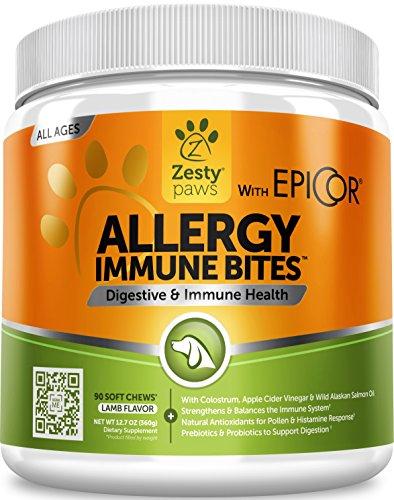 اسعار Allergy Immune Supplement for Dogs - مع