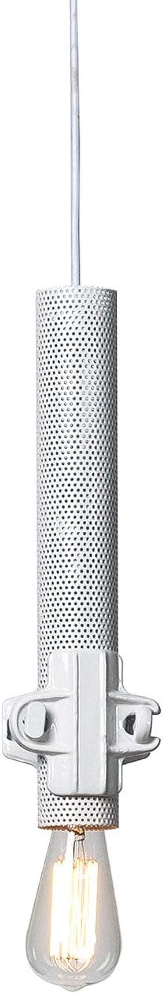 Karman nando, lampada a sospensione,rosone in metallo SE1091B INT