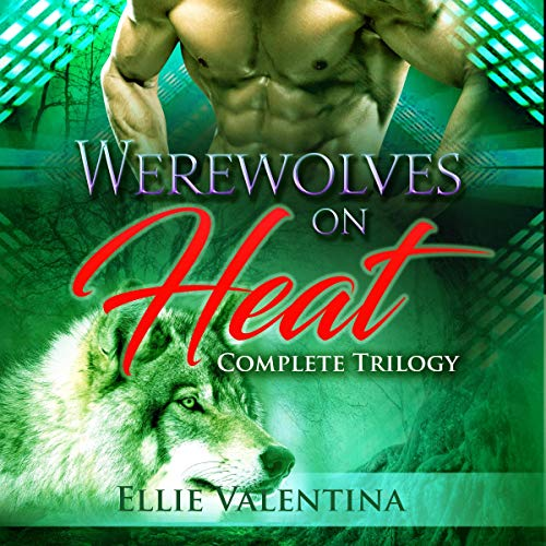 WereWolves on Heat - Complete 3 Book Werewolf Bundle (WereWolf Romance Collection 1) audiobook cover art