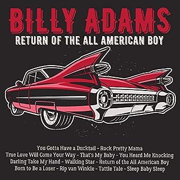 Return of the All American Boy