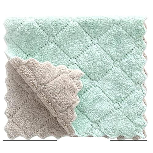 Strofinaccio in microfibra Asciugamano Panno per la casa Ampio campo di applicazione Durabilità...
