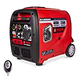 A-iPower SUA4000iER 4000 Watt Portable Inverter...