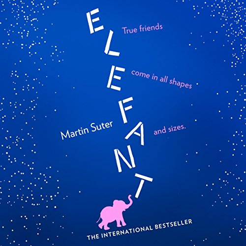 Elefant audiobook cover art
