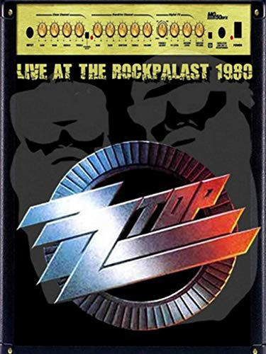 ZZ Top - Live at the Rockpalast