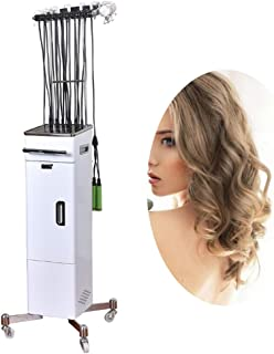 Digital perm machine, Ceramic Salon Styling Stand Device Used to Create Different Waves Hair Roller With LCD Display,withcablebox