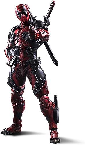 Avengers Marvel-Todesdiener Spider-Man Iron Man Captain America kann Modell 25 cm