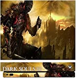 Dark Souls 3 DS3 Game Skin for Xbox One X Console