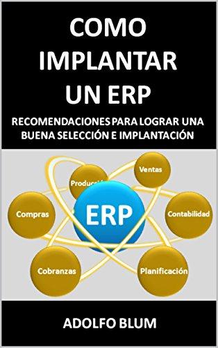 Libro ayuda para implantar un ERP