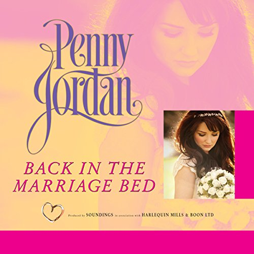 Back in the Marriage Bed audiobook cover art