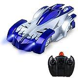 Rotazione a 360 °: Una delle caratteristiche più affascinanti di quest\'auto è la sua capacità di ruotare a 360 gradi in senso orario ed antiorario quando si muove in avanti e indietro. Questa caratteristica farà divertire vostro figlio per ore. Il t...