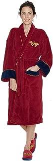wonder woman dressing gown bathrobe