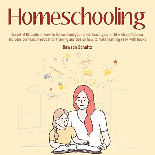 Homeschooling cover art