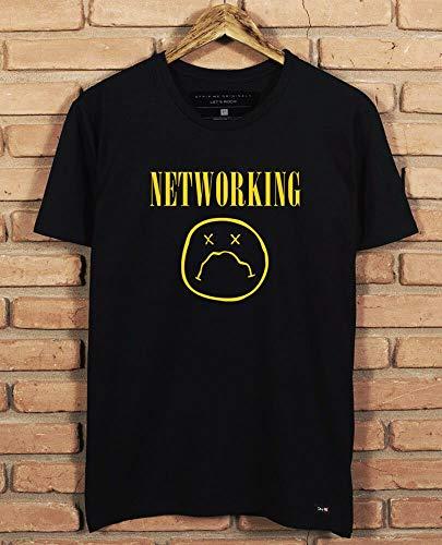 Camiseta Networking