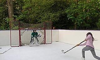 Skate Anytime - بسته ارزش گل - یخ مصنوعی برای هاکی - کاشی های یخی مصنوعی Skateable - قابل توسعه - فناوری اروپا