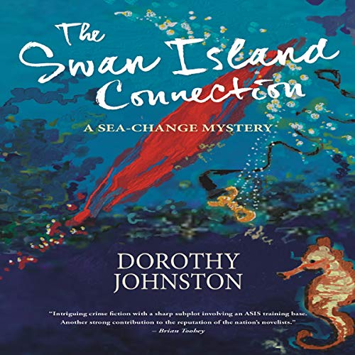 The Swan Island Connection audiobook cover art