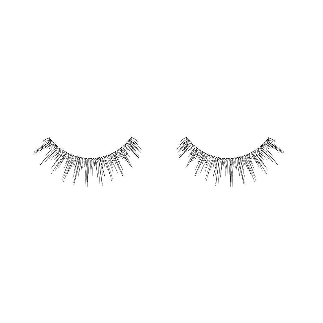 完璧な新鮮な物足りないArdell Natural Strip Lashes - Fairies Black - 1 Pair