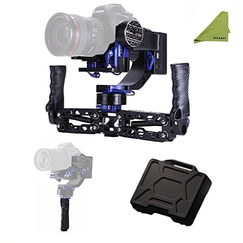 Nebula 4200 5-axis Gyroscope Stabilizer for 5DRS, 5D3, 5D2 and A7S Gimbal