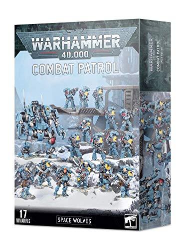 Games Workshop - Warhammer 40,000 - Combat Patrol: Space Wolves