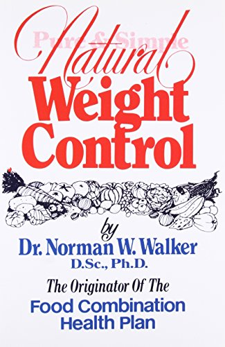 Pure & Simple Natural Weight Control