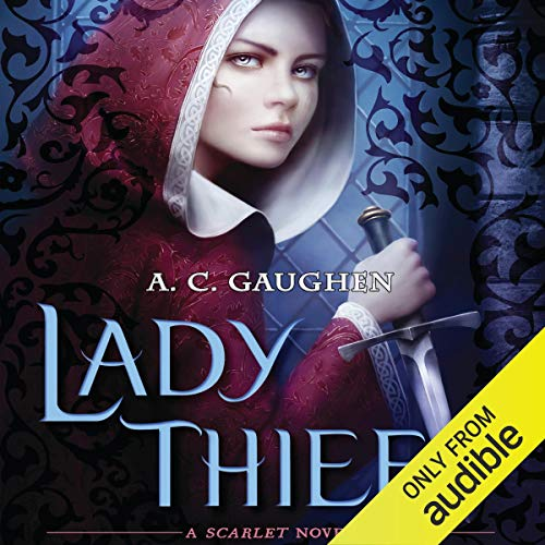Lady Thief cover art