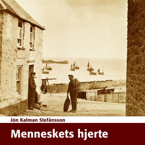Menneskets hjerte [The Human Heart] audiobook cover art