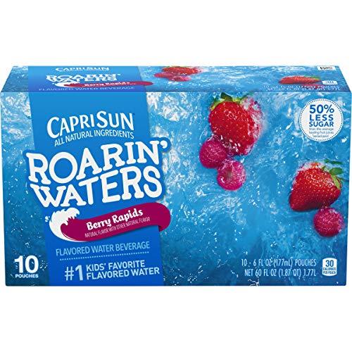 Capri Sun Roarin' Waters Berry Rapids – 40 Pouches Now $6.80 (Was $15.21)