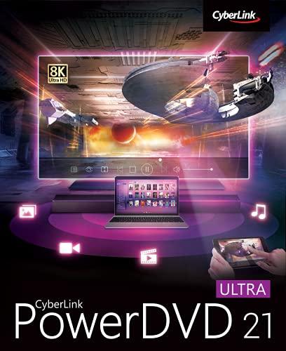 CyberLink PowerDVD 21   Ultra   PC   Código de activación PC enviado por email