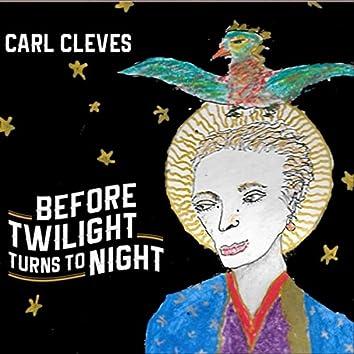 Before Twilight Turns to Night