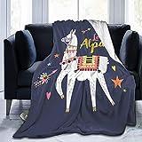 Manta de Felpa Suave Cama Amor Alpaca Manta Gruesa y Esponjosa Microfibra, Suave, Caliente, Transpirable para Hogar Sofá , Oficina, Viaje