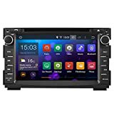 witson für Kia Ceed 2010 2011 2012 Venga Android 4.4.4-INDASH 15,7 cm Touchscreen DVD Player GPS Navigation TV Radio Bluetooth RDS SD/USB Capacitive Touch Screen