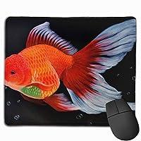 日本 鯉 芸術 マウスパッド 運びやすい オフィス 家 最適 おしゃれ 耐久性 滑り止めゴム底付き 快適操作性 30*25*0.3cm